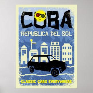 Cuba - Republica del Sol Print
