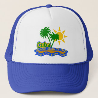 Cuba State of Mind hat - choose color
