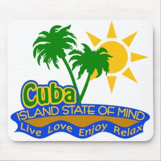 Cuba State of Mind mousepad