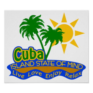 Cuba State of Mind poster