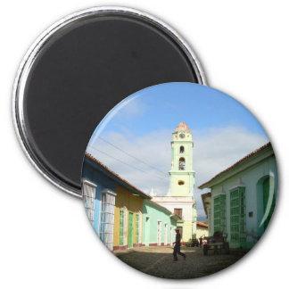 Cuba Trinidad Magnet