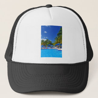 Cuba Trucker Hat