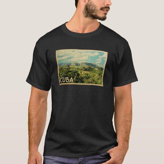 Cuba Vintage Travel T-shirt