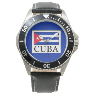 Cuba Wristwatches