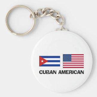 Cuban American Keychains