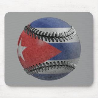 Cuban Baseball Mousepads