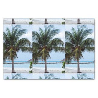 Cuban Beach Tissue Paper