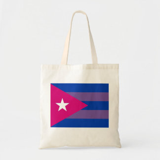 Cuban Bi Pride Bisexual LGBT bag