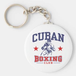 Cuban Boxing Keychain