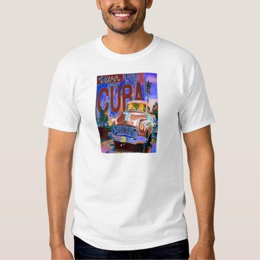 CUBAN BUICK T-SHIRTS
