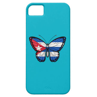 Cuban Butterfly Flag Case For The iPhone 5