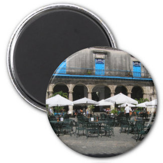 Cuban Cafe Magnet