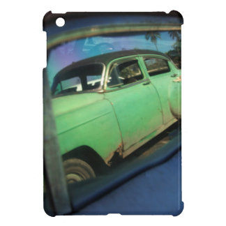 Cuban car reflection case for the iPad mini