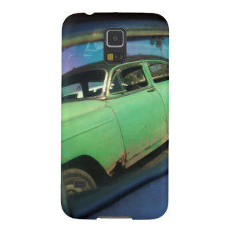 Cuban car reflection cases for galaxy s5