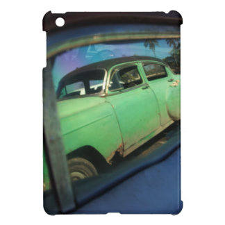 Cuban car reflection iPad mini cases