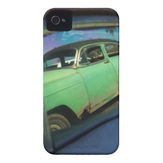 Cuban car reflection iPhone 4 Case-Mate case