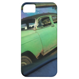 Cuban car reflection iPhone 5 case
