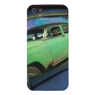 Cuban car reflection iPhone 5 case