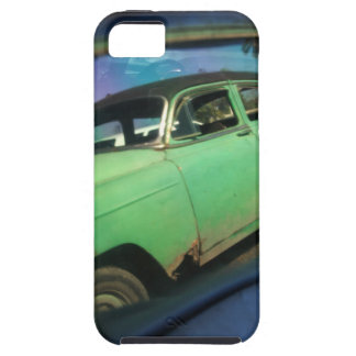 Cuban car reflection iPhone 5 cases