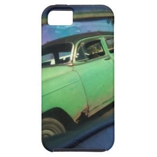Cuban car reflection iPhone 5 cover