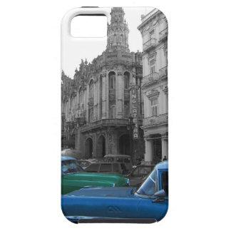 Cuban Cars 1 Tough iPhone 5 Case