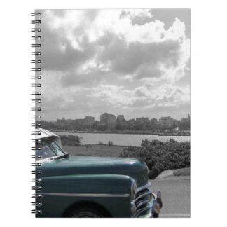 Cuban Cars 2 Notebook