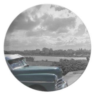 Cuban Cars 2 Plate