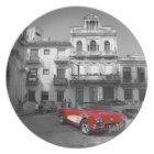Cuban Cars 3 Plate