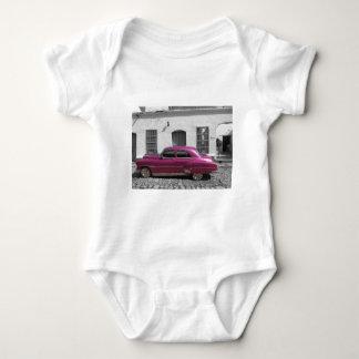 Cuban Cars 4 Baby Bodysuit