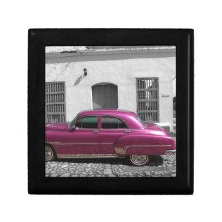 Cuban Cars 4 Gift Box
