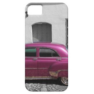 Cuban Cars 4 iPhone 5 Cover