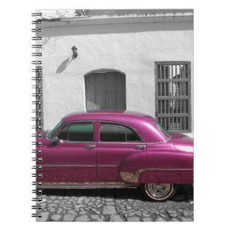 Cuban Cars 4 Notebook