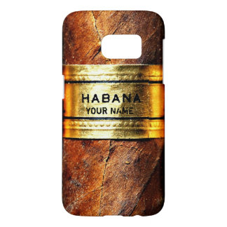 Cuban Cigar Habana Case-Mate Samsung Galaxy