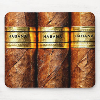 Cuban Cigars Habana Mousepad