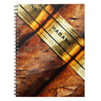 Cuban Cigars Habana Notebook