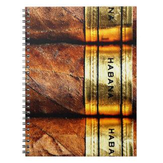 Cuban Cigars Habana Notebook
