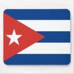 Cuban Flag Mouse Mat