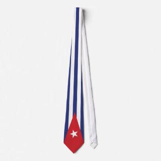 Cuban Flag Tie