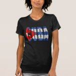 Cuban flag tshirt