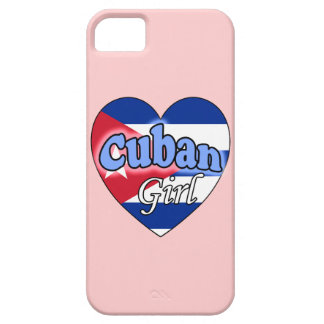 Cuban Girl iPhone 5 Cover