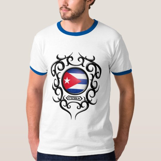 Cuban Iron Tribal T-Shirt