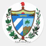 Cuban official seal Sticker