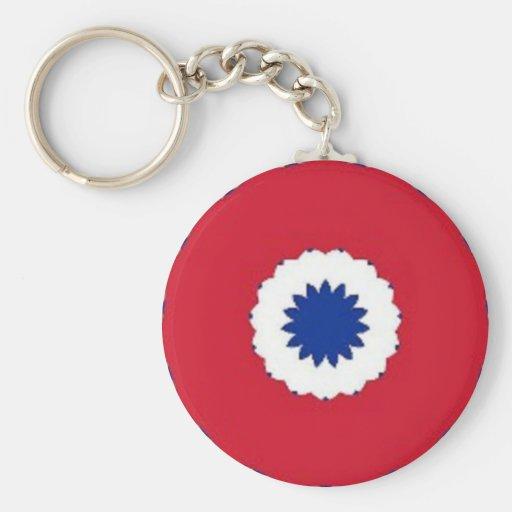 Cuban Pride Keychain