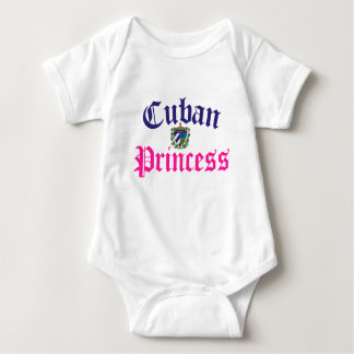 Cuban Princess 2 Baby Bodysuit