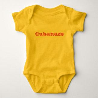 Cubanazo baby baby bodysuit