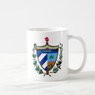 Cuba's Coat of Arms Mug