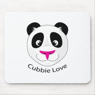 Cubbie Love Mouse Pad