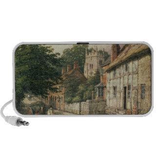 Cubbington, Warwickshire Mini Speaker