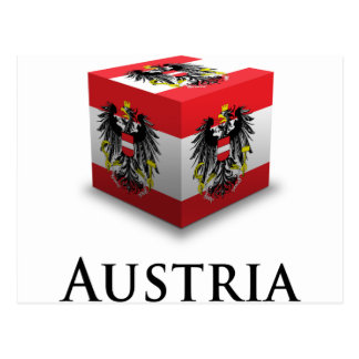 Cube Austria Post Cards