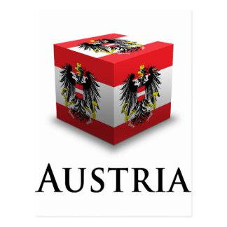 Cube Austria Postcard